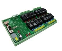 IA-3137A-U - 16-ch Power Relay, 2-ch Isolated Digital Input