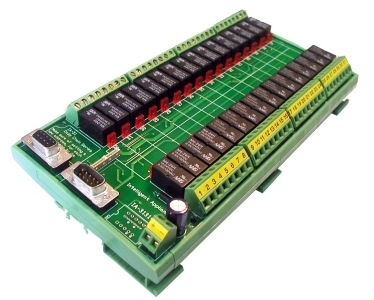 Web Controlled Relay